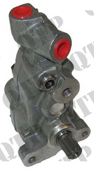 Massey Ferguson Multi Power Parts : Massey ferguson hydraulic pump multi power
