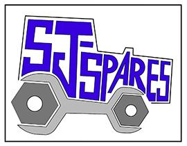 SJ-Spares, Company Logo